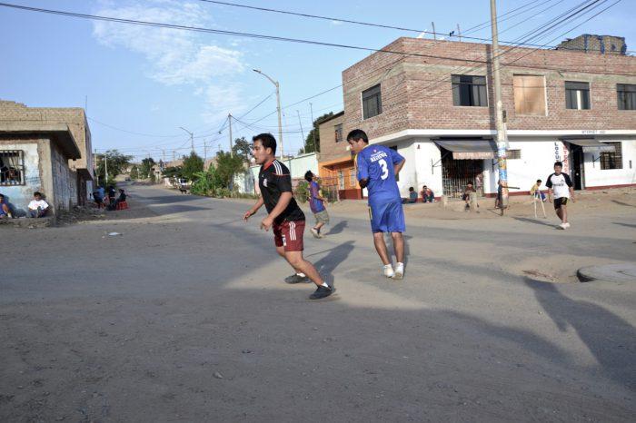 soccer, peru, trujillo